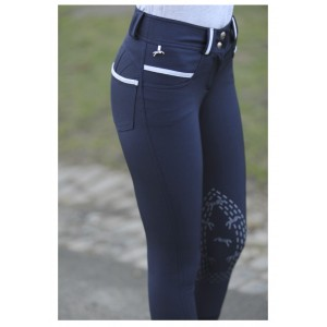 "Pantalon d'équitation PENELOPE ""Fun Pushup Grip"""