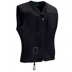 Gilet air bag + dorsale SEGURA