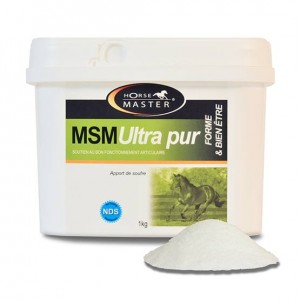 MSM Ultra pur 1kg HORSE MASTER