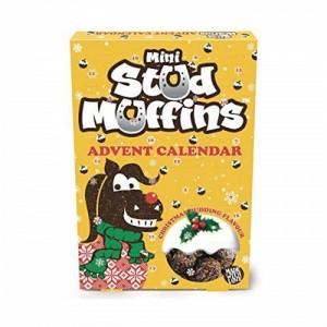 "Calendrier de l'avent ""Stud Muffins"""
