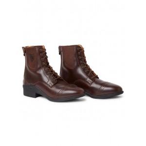"Boots cuir MOUNTAIN HORSE ""Aurora zip arrière"""